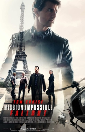 MISSION: IMPOSSIBLE - FALL OUT