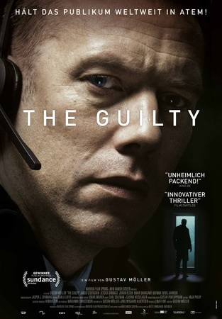 THE GUILTY - DEN SKYLDIGE dän. OmU