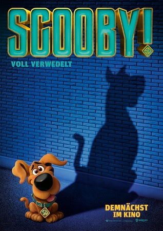 SCOOBY - Voll verwedelt